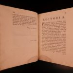 1746 1st ed London Pharmacopeia Medical Dictionary Medicine Drugs Surgery