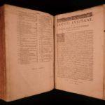 1649 RARE & Bizarre Medicine & Astronomy Praxis Portuguese Zacutus Lusitanus