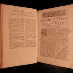 1616 ENORMOUS FOLIO of Saint Basil the Great Caesarea Greek Orthodox Nicene