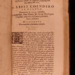 1619 Ubbo Emmius Chronologicum Astronomy Auxiliary Sciences Calendars Elzevier