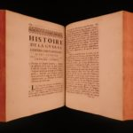 1672 1st ed History of Byzantine & Ottoman Constantinople Greek Military ROME