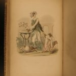 1847 Flowers Personified Raban Modern Botany for Ladies Horticulture Illustrated