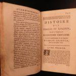 1716 Loudon Demon Possessions Witchcraft Exorcisms Occult Grandier & Mignon