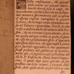 1758 Tobacco Cultivation in America Smoking Caribbean Botany Capuchin Eusebio