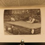 1896 Billiards & Pool Sports Pastimes Games Illustrated Strategy Techniques