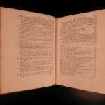 1767 1ed Isaac Newton's System OPTICS Mirrors Astronomy Illustrated Robert Smith