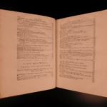 1767 1ed Isaac Newton's System OPTICS Mirrors Astronomy Illustrated Robert Smith