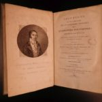 1804 RARE 1ed Rossi SIGNED Italian Mathematics & Geometry Squaring the Circle