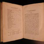 1804 RARE 1ed Rossi SIGNED Italian Mathematics & Geometry Squaring the Circle