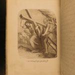 1878 Arabic New Testament Bible JESUIT Beirut Illustrated Abdul-Baha Bahai Faith