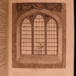1793 Some Accounts of LONDON Illustrated Great Fire Welsh Thomas Pennant MAP
