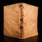 1642 FEUDALISM De Vita et Militia Medieval Parcenary LAW Italy Capano 2in1 Latin