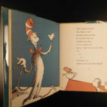 1957 TRUE 1st/1st Cat in the Hat by Dr Seuss +Early DJ Children Illustrated RARE