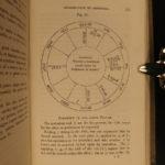 1852 William Lilly Intro to Astrology Stars Navigation Occult Zodiac Zadkiel