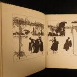 1920 The Sleeping Beauty Illustrated Arthur Rackham Fairytale Fantasy DISNEY