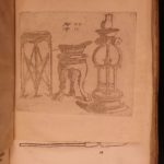 1644 Ancient EGYPT Occult Worship Casali Hieroglyphics Rituals Sphinx Scarab