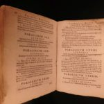 1594 Pistorius Epistolae German Letters on Martin Luther Calvin Huss Reformation