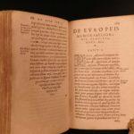 1576 Boemus Legles et Ritus Customs of Asia Africa India Persia China America