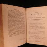 1793 Mathematics Mechanics Geometry Physics Gravity Illustrated William Emerson