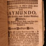 1692 German Monsters Satanic Rituals Judas DEMONS Dragons Abraham Sancta Clara Adolf Hitler Nazism Regime Anti-Semitic Propaganda