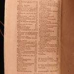1590 Tacitus Annals Histories Roman Empire Nero ROME Plantin Lipsius Commentary