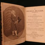 1791 1ed John Bell's British Theatre Illustrated Literature Comedies PLAYS 45v