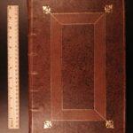 1723 1st ed Mathematics Instruments Bion Engineering Science Navigation Physics