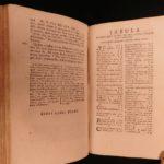 1693 De Officiis CICERO + Pietro Marso Commentary Politics Philosophy Latin