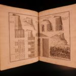 1729 1ed Belidor Science of Engineering Military Forts Illustrated Architecture