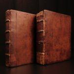 1651 PURITAN John Flavel OWNED Salomon Glass Philologia Sacrae Bible Language