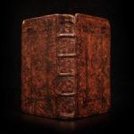1685 Cambridge 1ed Imitation Christ Thomas Kempis + Widdrington Coena Dominica