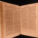 1792 Mary Wollstonecraft Rights of Woman Feminism PROVENANCE Massachusetts Mag