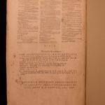 1575 Corpus Juris Justinian INSTITUTES + Novellae FOLIO Byzantine LAW Plantin