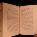 1791 SECRET Memoirs of Louis XIV & Louis XV France French Revolution Duclos