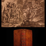 1770 Paradise Lost John Milton English Poetry Illustrated Allegory Adam & Eve