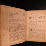 1693 Spanish Netherlands Campaign Belgium Nine Years War Auvergne ENGLISH ed
