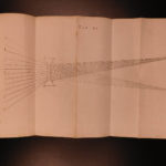 1723 1st ed ENGLISH Physics Isaac NEWTON Illustrated Optics by Rohault & Clarke