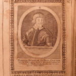 1670 Theatrum Europaeum Matthaeus Merian German Illustrated Portraits MAPS Wars