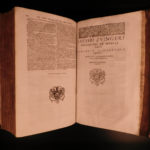1628 Greek & Latin Lexicon Swiss Johann Scapula Jakob Zwinger Encyclopedia FOLIO