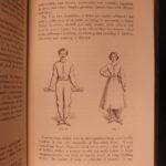 1864 1st ed 1st Copy Civil War Health Manual Calisthenics Illustrated PROVENANCE