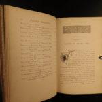 1886 1ed Theodore Roosevelt HUNTING Trips of Ranchman Buffalo Elk Mountaineering