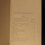 1893 1st ed Eskimo Life Fridtjof Nansen Polar Indians Kayak Hunting Norway