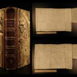 1794 History of INDIA Asia MAPS Egypt Hindustan Robertson Scottish Enlightenment