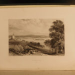 1842 EXQUISITE Landscape Views Ports Harbors Coast Scenery Illustrated England