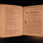 1718 1st ed Peter Rae Jacobite Rebellion SCOTLAND Scottish Glasgow King George