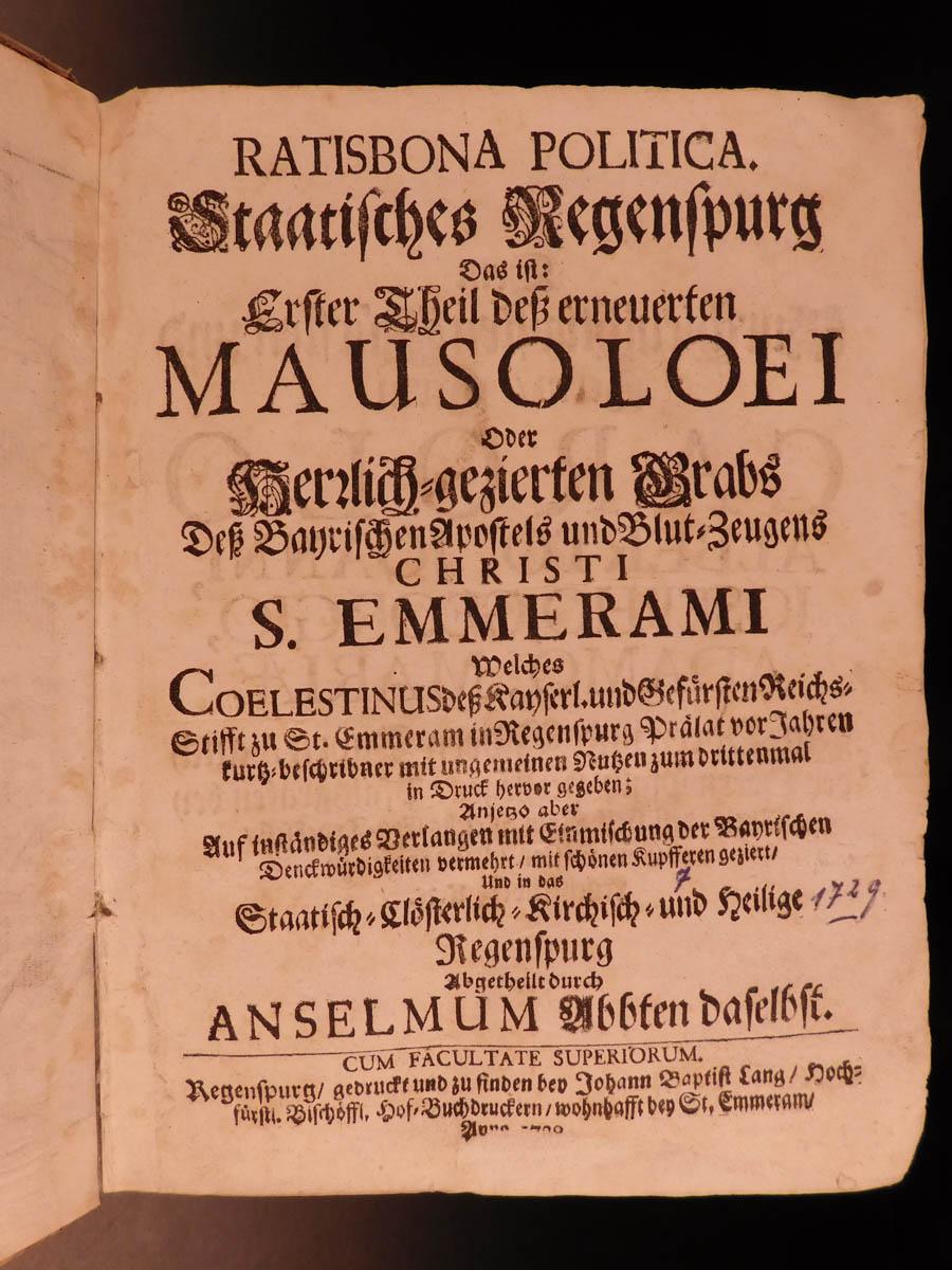 Regensburg puf