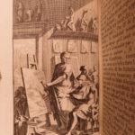 1697 Alexander the Great Quintus Curtius Rufus Greece Latin Illustrated War RARE