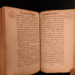 1677 Puritan William Bates Considerations on Existence of God Calvinism Sermons
