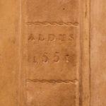 1551 1ed ALDINE Aristotle Meteorology Weather Comets + Byzantine Olympiodorus