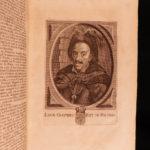 1716 1st Spanish Leopold I Holy Roman Empire Hapsburgs Poland Austria Portraits